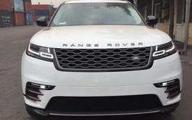Range Rover Velar P250 R-Dynamic động cơ 2.0L về Việt Nam