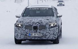 SUV chạy điện Mercedes-Benz EQ C được chốt lịch ra mắt
