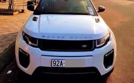 Đại gia Quảng Nam tậu Range Rover Evoque mui trần chơi Tết