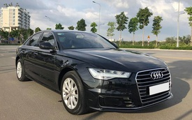 Lăn bánh hơn 16.000km, Audi A6 2016 được rao bán lại giá 1,83 tỷ đồng