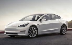 Doanh số Model 3 gây thất vọng dù Tesla lập kỷ lục bán hàng năm 2017