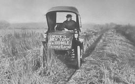 Tưởng mới nhưng xe điện từng rất phổ biến tại Mỹ vào năm 1900