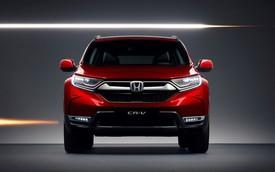 Honda CR-V chạy điện sắp ra mắt tại châu Âu