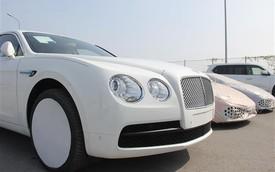 Ô tô nhập tại Hải quan Hải Phòng giảm gần 2.900 xe