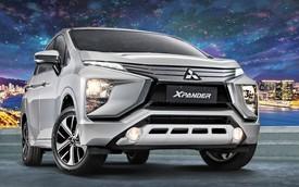 Mitsubishi Xpander bắt đầu xuất khẩu trong Đông Nam Á