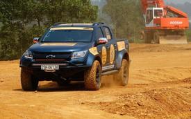 Giải đua xe địa hình đối kháng đầu tiên Việt Nam chính thức khởi động