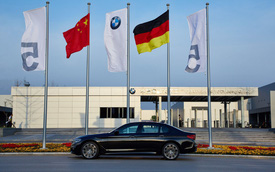 Geely từng nhắm tới BMW trước khi chọn Daimler