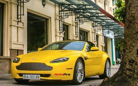Điểm mặt những mẫu xe của Aston Martin đang lăn bánh tại Việt Nam