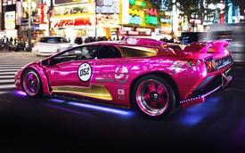 Gặp mặt tay độ Lamborghini dị nhất thế giới