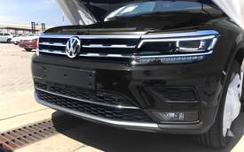 SUV 7 chỗ Volkswagen tham vọng cạnh tranh Mercedes-Benz GLC đã về Việt Nam