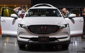 SUV 7 chỗ Mazda CX-8 sắp ra mắt Đông Nam Á