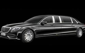 Sắp ra mắt Mercedes-Maybach Pullman 2019 - limo cho giới thượng lưu