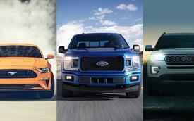 Ford tiết lộ toàn bộ dải sản phẩm mới: Canh bạc tất tay cho hybrid