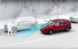 """Khám phá gói an toàn Co-Pilot360 """"tiên tiến nhất trên thị trường"""" sắp phổ cập trên xe Ford"""