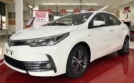 Toyota triệu hồi Corolla Altis tại Việt Nam