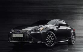 Lexus sẽ đem RC 300h F Sport Black Edition tới Geneva