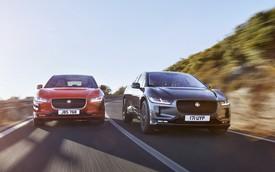 Jaguar trình làng crossover chạy điện I-Pace hoàn toàn mới
