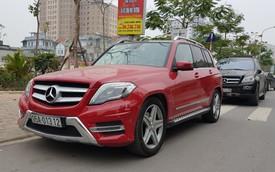 """Mercedes-Benz GLK250 AMG đi 5 năm bán ngang giá Honda CR-V 2018 """"đập hộp"""""""