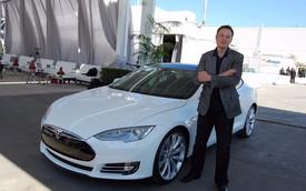 Ít ai khám phá ra những điều thú vị này của xe Tesla