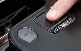 Bentayga được Bentley trang bị thêm ngăn bảo mật chỉ có thể mở bằng vân tay