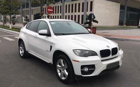 BMW X6 10 năm tuổi rao bán lại giá 888 triệu đồng tại Hà Nội