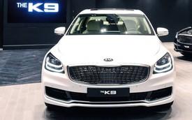 """Chính thức ra mắt Kia K9 - Xe Hàn tham vọng """"chung mâm"""" Mercedes-Benz S-Class"""