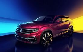 Volkswagen giới thiệu SUV 5 chỗ Atlas mới