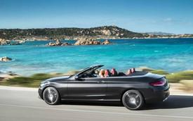 Mercedes-Benz sắp ra mắt C300 Coupe và mui trần Cabriolet