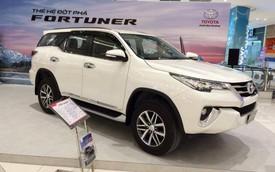 """Toyota Fortuner 2018 """"thuế 0%"""" rộng cửa về Việt Nam"""