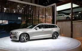 Volvo sắp trình làng V60, XC40 Inscription mới