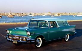 Chevrolet Nomad - Crossover đầu tiên ít ai biết