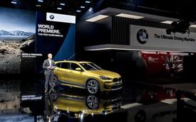 BMW, Mercedes-Benz đồng loạt rút chân khỏi triển lãm Detroit