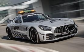 Mercedes-AMG GT R tham gia giải đua trên danh nghĩa... xe hỗ trợ