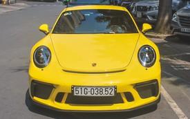 Porsche 911 GT3 2018 ra biển số trắng tại Sài Gòn