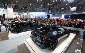 Điểm mặt các mẫu xe mới sẽ có mặt tại New York Auto Show 2018 vào tuần tới