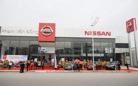 Nissan mở thêm đại lý tại Hà Nội