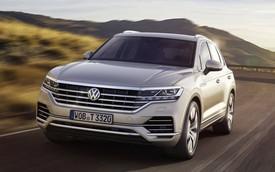 Những công nghệ hào nhoáng trên Volkswagen Touareg 2019