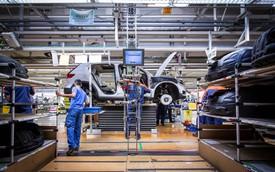 Volvo lắp ráp xe Trung Quốc tại châu Âu