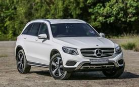 Mercedes-Benz GLC 200 sắp bán tại Việt Nam, giá hơn 1,5 tỷ đồng