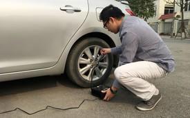 Đánh giá bơm điện sau 2 lần thủng lốp liên tiếp: Giải pháp cứu vãn tình thế hiệu nghiệm