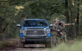 Toyota sắp ra mắt bán tải hoàn toàn mới