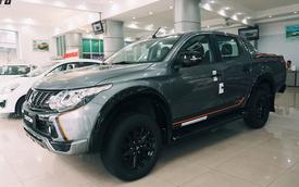 Đối thủ Ford Ranger Wildtrak - Mitsubishi Triton Athlete xuất hiện sớm tại đại lý