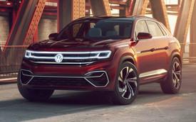 Volkswagen Atlas Cross Sport - Bản concept của mẫu SUV 5 chỗ hoàn toàn mới
