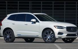 """XC60 thắng giải """"Xe Thế giới của năm"""" đầu tiên cho Volvo"""
