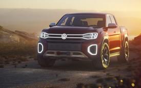 Volkswagen trình làng concept cạnh tranh Ford Ranger