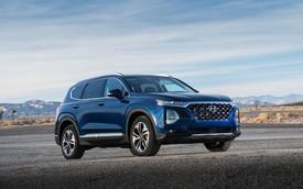 Hyundai Santa Fe 2019 chào sân thị trường Bắc Mỹ