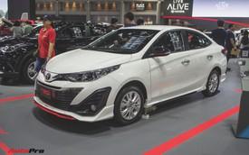 Toyota Yaris Ativ - Hiện thân của Vios mới sẽ ra mắt khách hàng Việt