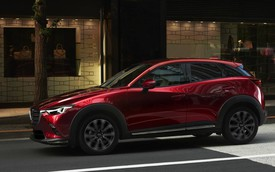 Mazda CX-3 bất ngờ được nâng cấp