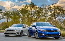 Kia Optima 2019 được cập nhật nhiều công nghệ mới