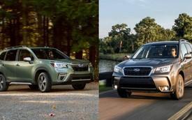 Subaru Forester 2019 thay đổi như thế nào so với thế hệ trước?